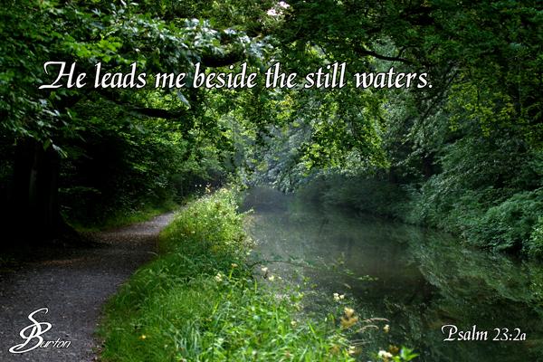 Psalm 23-2a