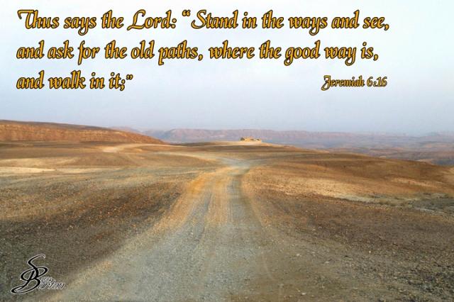 Jeremiah 6-16