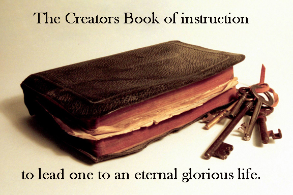 Book of Instructions for life